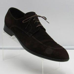 Doucal's Size 13 M/ EU 46 Brown Derby Mens R4 C29